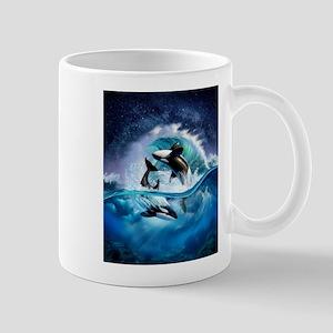 Orca Wave 2 Mugs