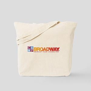 Camp Broadway Logo Tote Bag