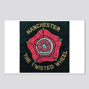 NORTHERN SOUL THE TWISTED Postcards (Package of 8)