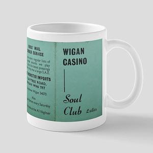 wigan casino NORTHERN SOUL Mugs