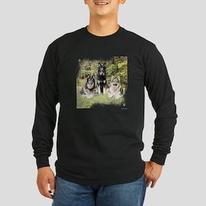 Kurek Trio 2016 Long Sleeve Dark T-Shirt