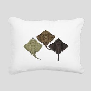 SPECIES Rectangular Canvas Pillow