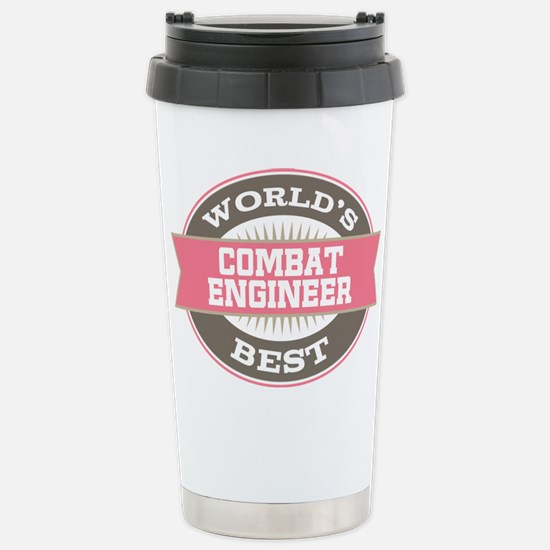 combat engineer Stainless Steel Travel Mug
