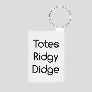 Ridgy Didge Keychains