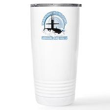 Submarines And Targets Travel Mug