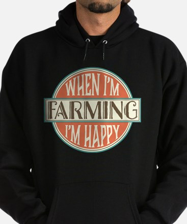 happy farmer Sweatshirt