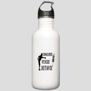 Turning Birdies into B Stainless Water Bottle 1.0L