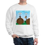 Turkey in Glasses Sweatshirt