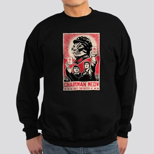 follow_chairman_drk Sweatshirt