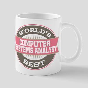 computer systems analyst Mug
