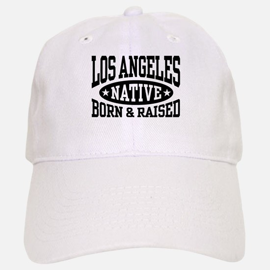 Los Angeles Native Baseball Baseball Cap