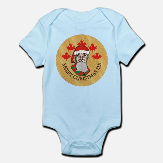 Merry Christmas Eh Infant Bodysuit