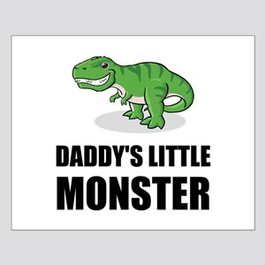 Daddy's Little Monster Posters
