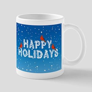 Cardinals Holidays Mug