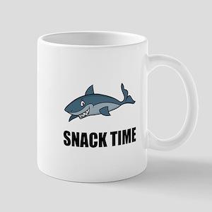 Snack Time Shark Mugs
