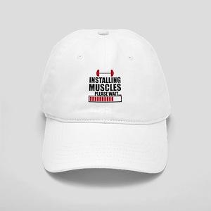 INSTALLING MUSCLES Cap