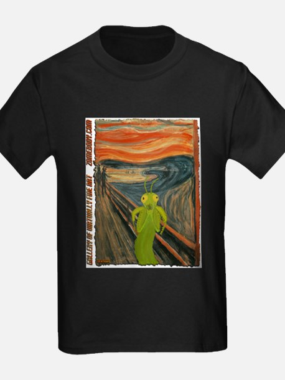 Screaming Mantid Kids T-Shirt