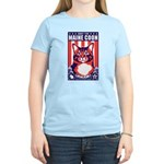 Obey the Maine Coon Cat! Women's Light Tee