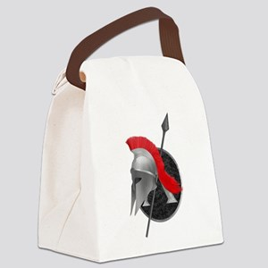 Spartan Canvas Lunch Bag