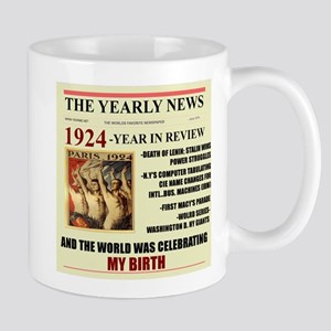 born in 1924 birthday gift Mugs