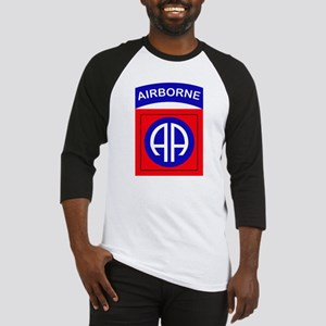 82nd Airborne Division Logo Baseball Jersey