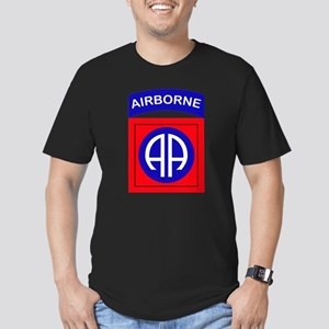 82nd Airborne Division Men's Fitted T-Shirt (d