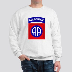 82nd Airborne Division Logo Sweatshirt