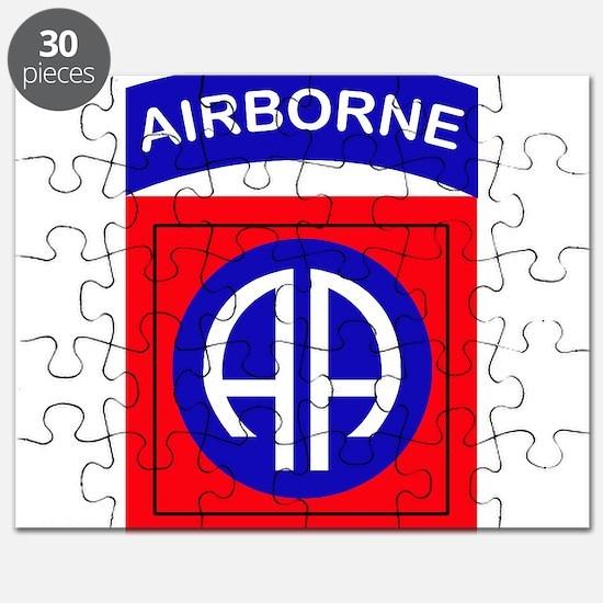 82nd Airborne Division Logo Puzzle