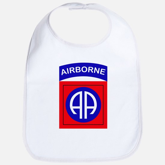 82nd Airborne Division Logo Bib