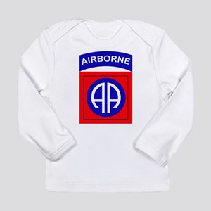 82nd Airborne Division Long Sleeve Infant T-Shirt