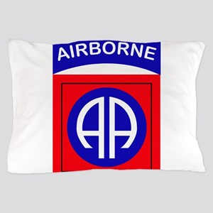 82nd Airborne Division Logo Pillow Case