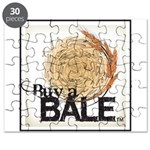 Buy A Bale (Border) Puzzle