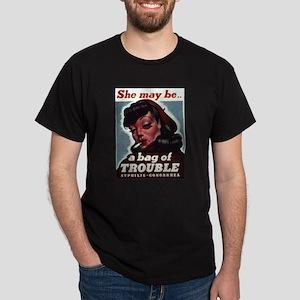 Vintage poster - STDs T-Shirt