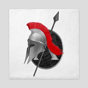 Spartan Queen Duvet