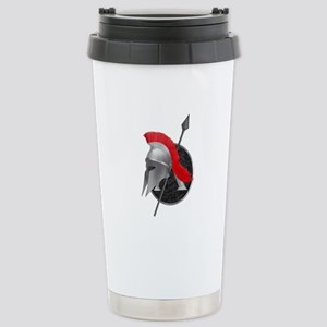 Spartan Stainless Steel Travel Mug