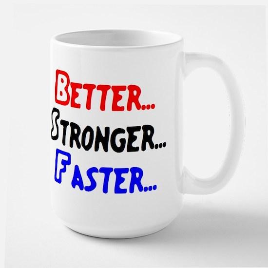 better stronger Mugs