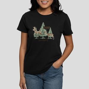 95b5d5975c Funny Deer Hunting Women s Clothing - CafePress
