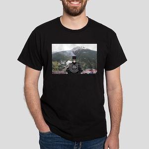 Steam train engine, Silverton, Colorado, U T-Shirt