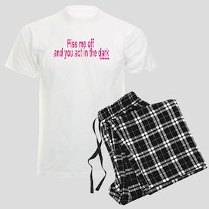pissmeoffactpink Pajamas