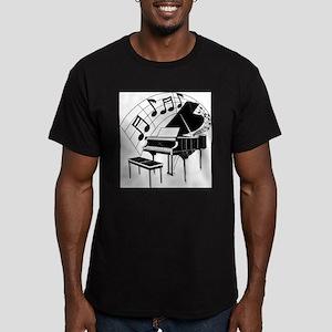 Grand Piano Notes T-Shirt