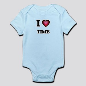 I love Time Body Suit