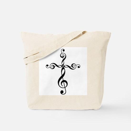 Unique Choir Tote Bag