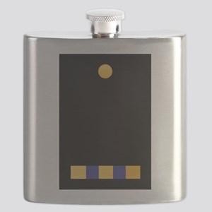 W-3 CWO3 Chief Warrant Officer Flask