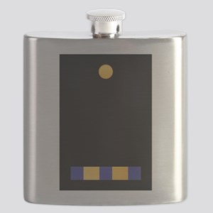 W-2 CWO2 Chief Warrant Officer 2 Flask