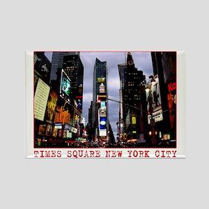 New York Souvenir Times Square Magnets