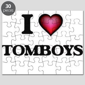 I love Tomboys Puzzle