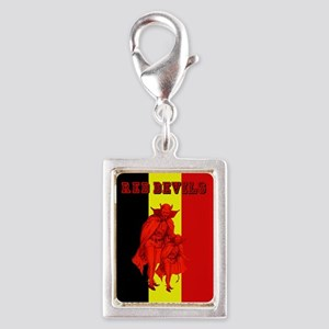 Belgium Red Devils Charms