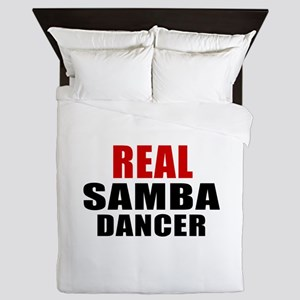 Real Samba Dancer Queen Duvet