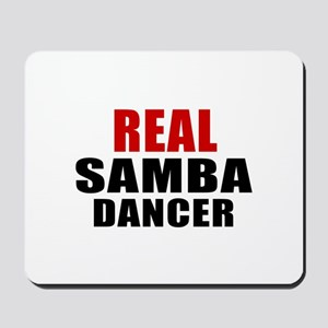 Real Samba Dancer Mousepad