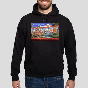 Washington State Greeting Sweatshirt